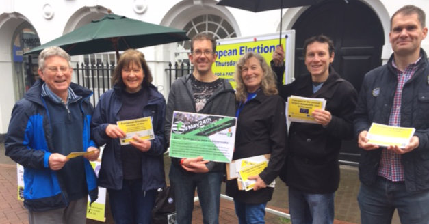 Sevenoaks shoppers looking forward to European Parliament elections