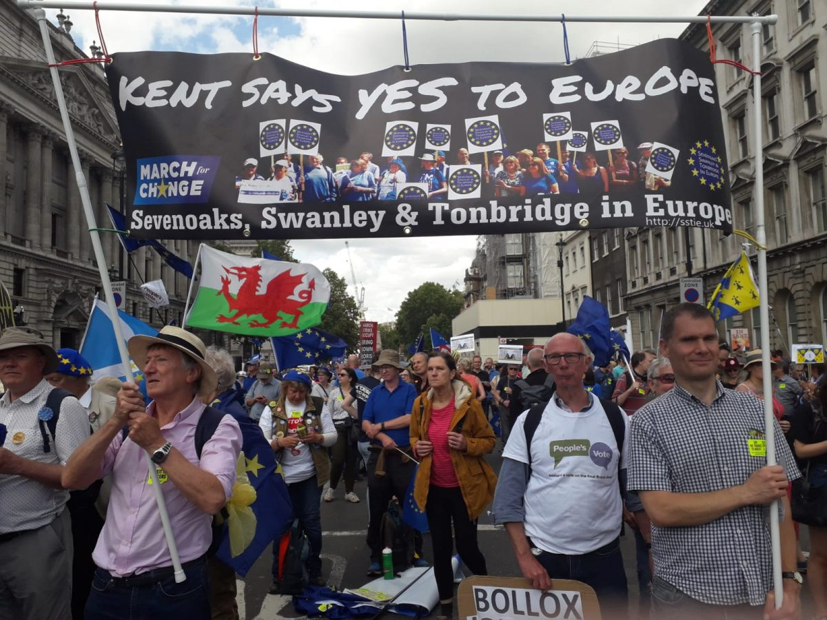 MARCH for CHANGE – Saturday 20 July 2019